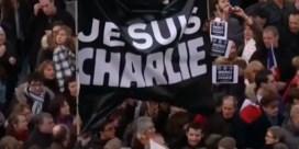 Aanslagen Charlie Hebdo herdacht in Parijs