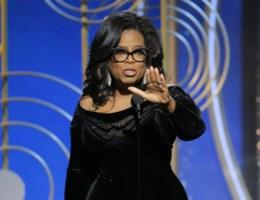 Waarom de speech van Oprah Winfrey zo presidentieel klonk
