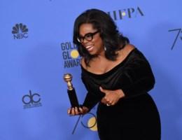 'Oprah for president 2020' overspoelt internet na 'historische kippenvelspeech'