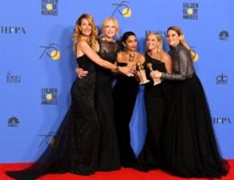 Golden Globes in teken van #MeToo