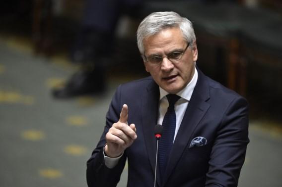 Peeters: 'Alle coalitiepartners zullen zich donderdag achter de premier scharen'