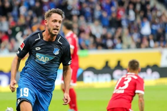 Schalke legt Hoffenheim-spits Uth al vast voor volgend seizoen