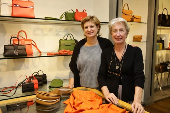 'In Gent zal je geen Delvaux-handtas meer vinden'