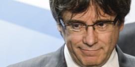 Puigdemont wil terug naar Spanje als minister-president