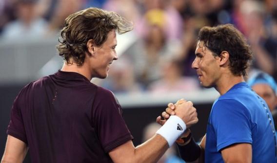 Berdych klopt Nadal in finale van exhibitietoernooi Tie Break Tens