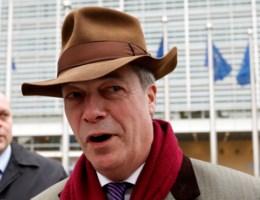 Nigel Farage: 'Misschien moet er tweede Brexit-referendum komen'