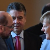 D-day voor Duitse regeringsvorming: 'Er liggen nog grote brokstukken op ons pad'