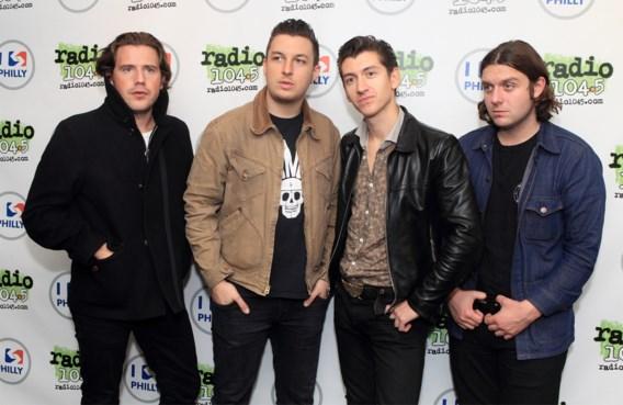 Arctic Monkeys hinten naar optreden op Rock Werchter