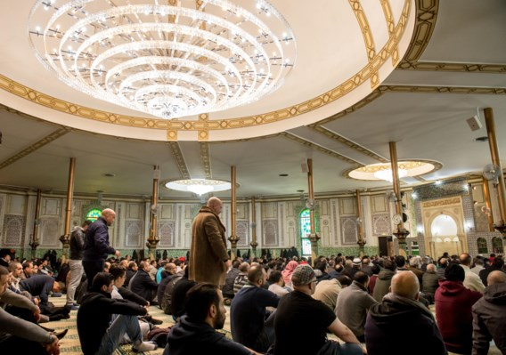 Saudi's geven Grote Moskee in Brussel onverwacht vlot af