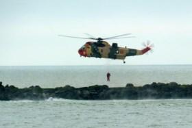 Nieuwe reddingshelikopters Defensie allemaal buiten gebruik