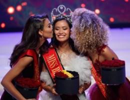 Antwerpse Angeline is Miss België 2018