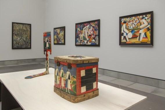 Twijfels over Russische kunst in Gent