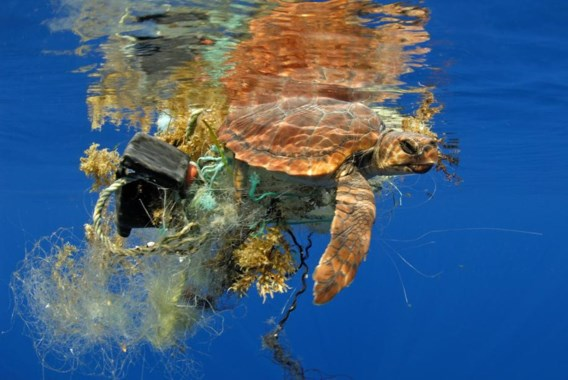 Europa roept plastic afvalberg halt toe