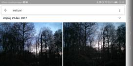 Zo vind je op je smartphone pijlsnel een foto terug