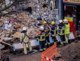 Wat we weten over de explosie op de Paardenmarkt in Antwerpen