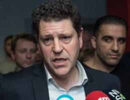 Antwerps partijbestuur SP.A weigert ontslag Tom Meeuws