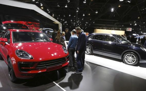 50.000 euro aan juwelen gestolen op Autosalon