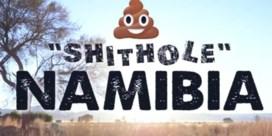 Satirische promovideo over 'shithole'-uitspraak Trump gaat wereld rond