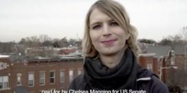 Chelsea Manning wil eerste transgender in Senaat worden