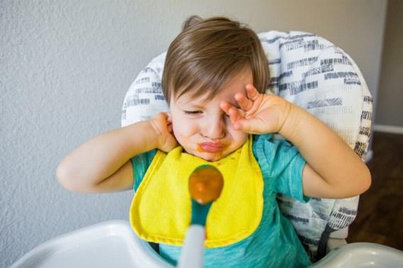 Jong kind dat zich slecht voelt, kan alleen maar 'nee' zeggen