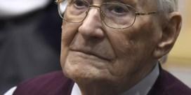 Gratieverzoek van 'boekhouder van Auschwitz' afgewezen