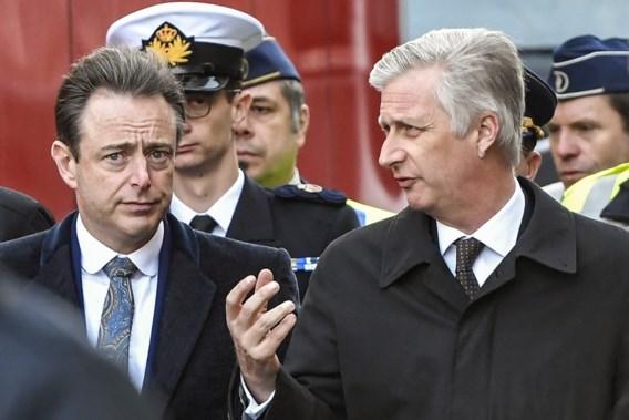 De Wever excuseert zich bij partner dodelijk slachtoffer explosie Paardenmarkt
