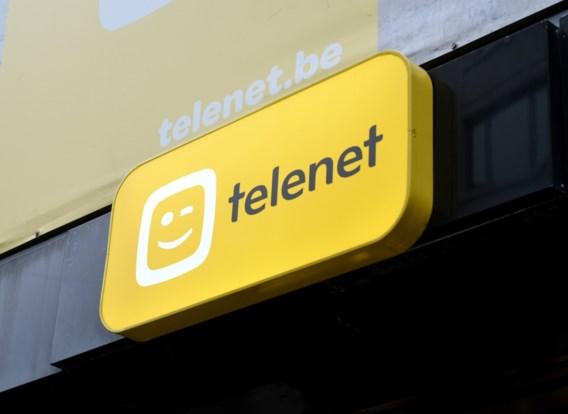 Algemene storing bij Telenet