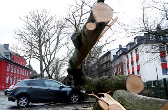 Al acht doden geteld na stormweer in Duitsland