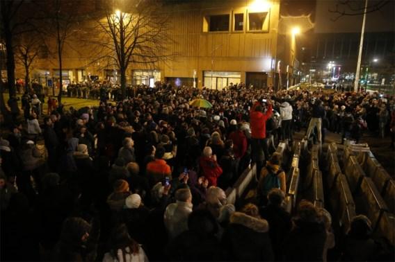 Intern onderzoek bij politie na 'lek' over actie in Maximiliaanpark