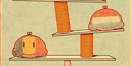 Belgische lonen lopen perfect in de pas
