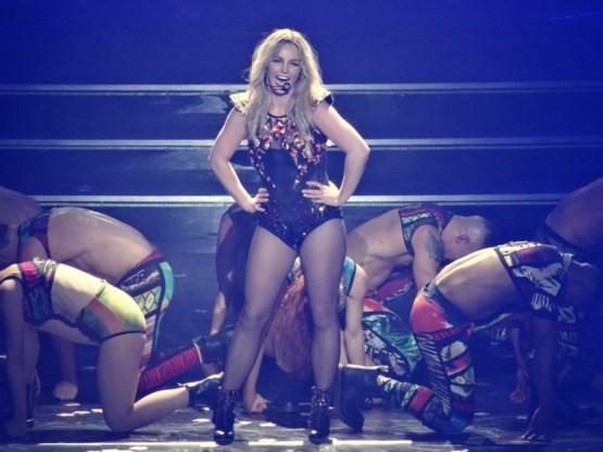 Britney Spears komt naar het Sportpaleis