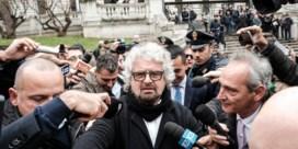 Beppe Grillo stopt bij vijfsterrenbeweging