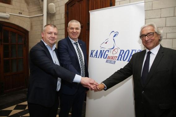 Kangoeroes Willebroek verhuist naar Mechelen
