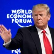 Trump zet eigen verwezenlijkingen in de verf