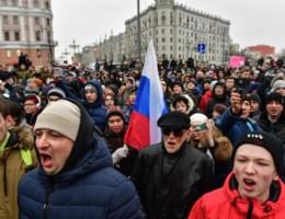 Russische oppositieleider Navalni vrijgelaten