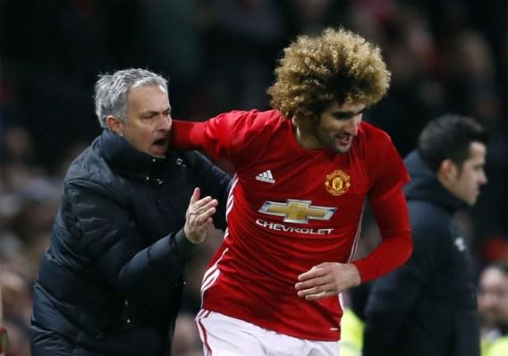 Mourinho bevestigt dat Fellaini kan én wil blijven bij ManUtd, maar Ibrahimovic mag weg