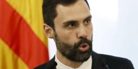 Zitting Catalaans parlement is uitgesteld