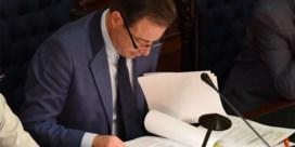 Burgemeester De Wever over explosie Paardenmarkt: 'Stadsdiensten hebben geen fouten gemaakt'