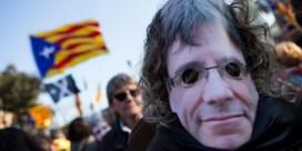 Puigdemont: 'Geen enkele andere kandidaat mogelijk' om Catalonië te leiden