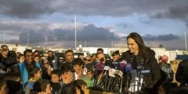 Angelina Jolie komt in Brussel de vrouwenrechten aankaarten