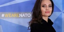 Angelina Jolie steelt de show in Brussel
