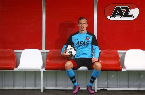 Stijn Wuytens helpt AZ met assist aan plaats in halve finales Nederlandse beker