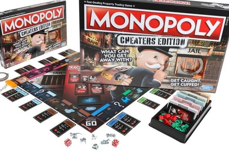 Monopoly ontwikkelt versie speciaal voor valsspelers