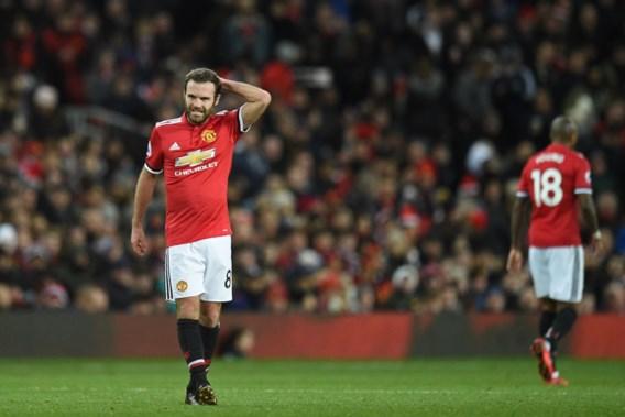 Juan Mata blijft langer bij Manchester United