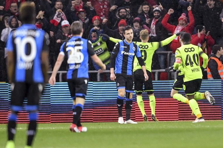 Standard overklast onherkenbaar Club Brugge
