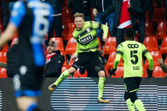 Standard overklast onherkenbaar Club Brugge in halve finale Croky Cup, maar slikt wel belangrijke tegengoal