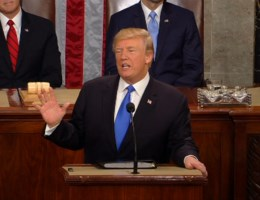 Deze (on)waarheden verkondigde Trump in zijn State of the Union