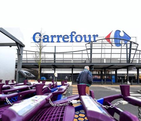 Carrefour zet in op zelfscankassa's