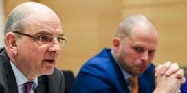 Kamer geeft federale regering pijnlijk herexamen