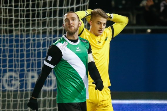 Cercle Brugge kan in extremis niet winnen bij OHL na lichte penalty